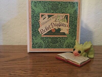 Whimsical World Of Pocket Dragons Favourite Book