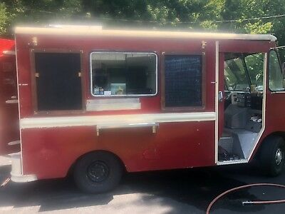 1974 Chevy -  Food Truck