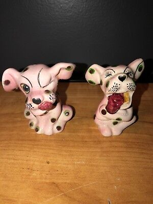 Salt And Peppwr Shaker Dogs Japan