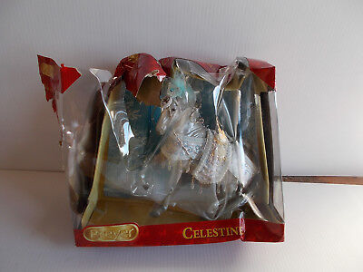 Breyer 2018 Christmas Celestine Traditional Size Horse 700121 Damaged Packaging