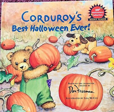 Children's Halloween Book Lot, Weekly Readers, Hard Cover-New
