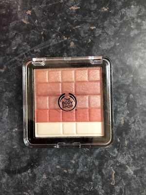 The Body Shop Shimmer Waves 02 Blush.New & Sealed.NEW PACKAGING.