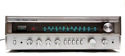 Fisher RS-1015 Stereo Receiver Tested Japan