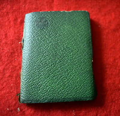 Vintage  Girl Scout - Early Girl Scout Address Book