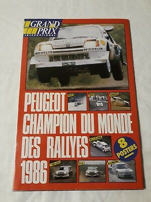 S278 POSTERS 205 TURBO 16-1986 (117x78 cms)