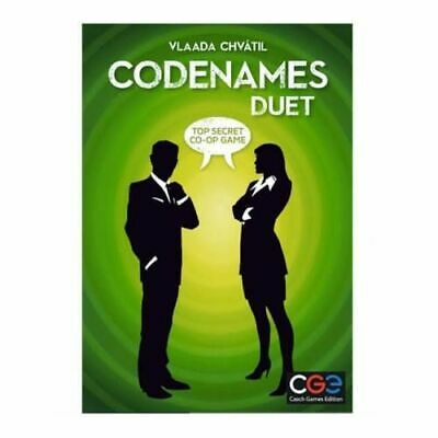 Codenames Duet - Brand New & Sealed