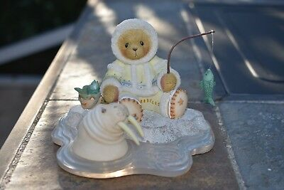 "Cherished Teddies Nanook ""You've Caught My Heart"" 112411"