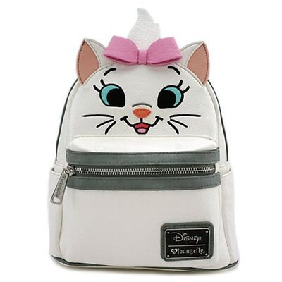 NEW LOUNGEFLY Aristocats Marie Mini-Backpack DISNEY