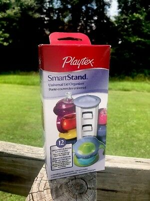 Playtex SmartStand Universal Lid Organizer (Discontinued) Sippy Cup