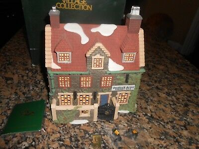 """New In Box! Dickens Village Series! """"Dedlock Arms! Heritage V. Collection!"""
