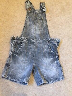 Girls Next Dungarees age 6