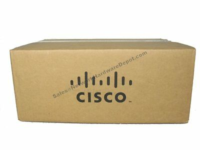 Cisco C892FSP-K9 2-Port GE/SFP Integrated Service Router 892F *NEW SEALED*