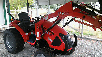 New 2017 TYM t234 Tractor