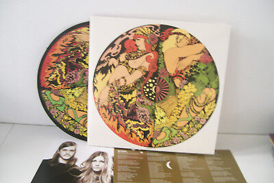BLUES PILLS Lady In Gold LP Picture Disc + Poster + Photocard + Gatefold sleeve