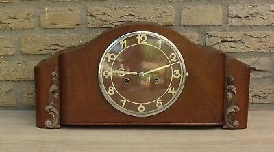 Old German Junghans Manthel clock   aboud 1930