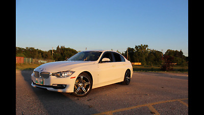 2014 BMW 3-Series 320i 2014 BMW 320i Fully Loaded Low Kilometers