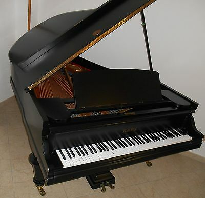 Pianoforte KAPS RESONATOR del 1878