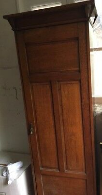 Oak Hall Cupboard, Antique, arts and craft style