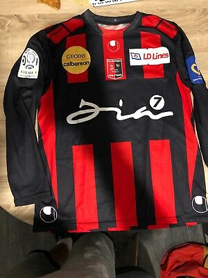 Maillot Us Boulogne Ligue 1 Lachor