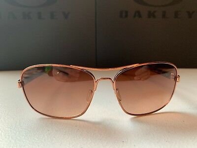 Oakley -SANCTUARY Sunglasses | OO4116-01 | Rose Gold | Brown Gradient| Free S/H!