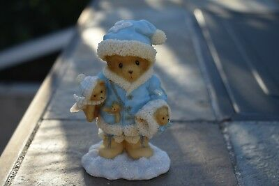 "Cherished Teddies Antoinette ""Decorate With Love For A Happy Holiday"" 4005873"