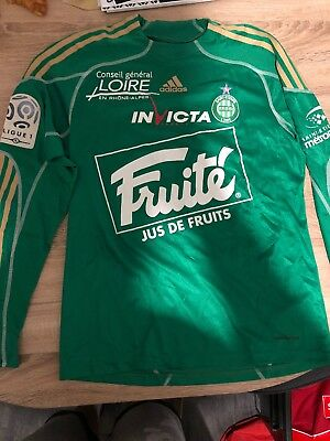 maillot foot saint etienne Mirallas N 10 Ligue 1