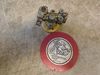1976 Can-Am Tnt 250 Oil Pump