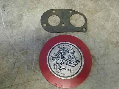 1976 Can-Am Tnt 250 Bearing Retainer Plate