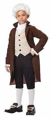 Colonial Man/Benjamin Franklin Child Costume