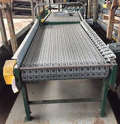 Skewed Belt Conveyor