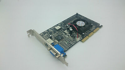 Nvidia NV11 GeForce2 400 MX
