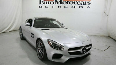 2016 Mercedes-Benz AMG GT S mercedes benz amg gt s gts 16 17 18 used silver black navigation coupe roof