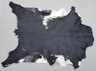 Goathide Western taxidermy Rug Cow Natural Pattern Fur Goat Skin MB-2087