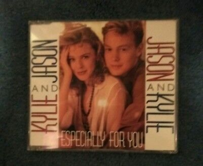"Kylie And Jason ""especially For You"" Cd Single"