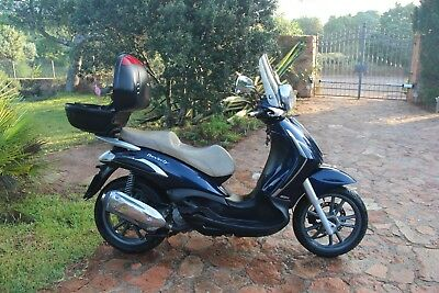 Scooter Piaggio Beverly 300