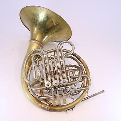 Holton H-279 (?) Farkas Professional French Horn Detachable Bell GREAT PLAYER
