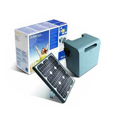 Trousse alimentation solaire Nice Solemyo SYKCE