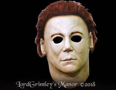 Officially Licensed Halloween 7 H20 Michael Myers Halloween Mask Horror Movie