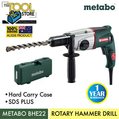 METABO ROTARY HAMMER DRILL - Tool Only