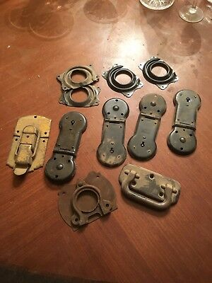 Steam Trunk Hardware Trunk Mount And Locks Replacement Locks Set Of 4