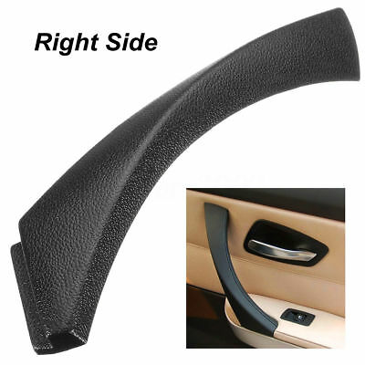 For BMW E90 3-Series 06-12 Sedan Right Inner Door Panel Handle Pull Trim Cover