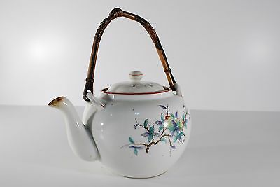 Japanese Antique Kakiemon style Tea Pot Porcelain