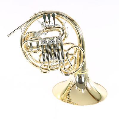Hans Hoyer K10GA Professonal French Horn in Lacquer DISPLAY MODEL PERFECT
