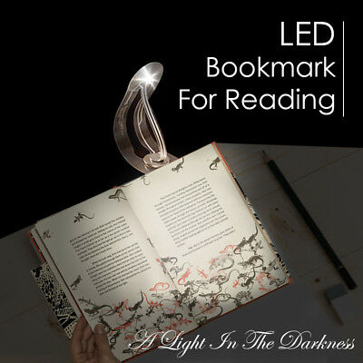2 in 1 LED Light Desk Lump Chinese Style Studying Reading Bookmark