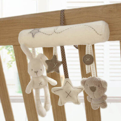 Baby Bed Winding Toys Infant Music Toy Plush Soft PP Cotton Bed Hhanging HOT WS