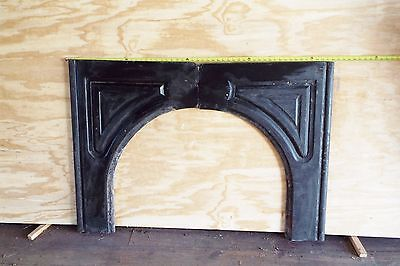 Anitique Slate Mantel, Surround Only