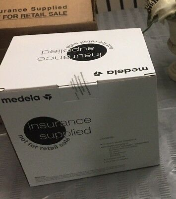 NEW AND SEALED Medela breast pump In Style Advanced double starter 2017 & 2018