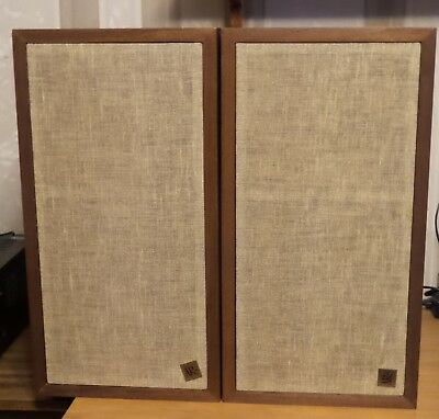 Pair of Acoustic Research AR-4X Speakers - Great Condition