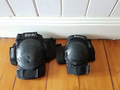 'Rampage' Skate protection pads -  Size Medium