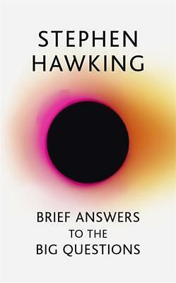 Brief Answers to the Big Questions Stephen Hawking Buch Englisch 2018